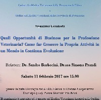 Seminario di Marketing Veterinario
